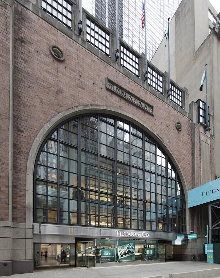 Новый временный флагман Tiffany&Co в Нью-Йорке (фото 8)