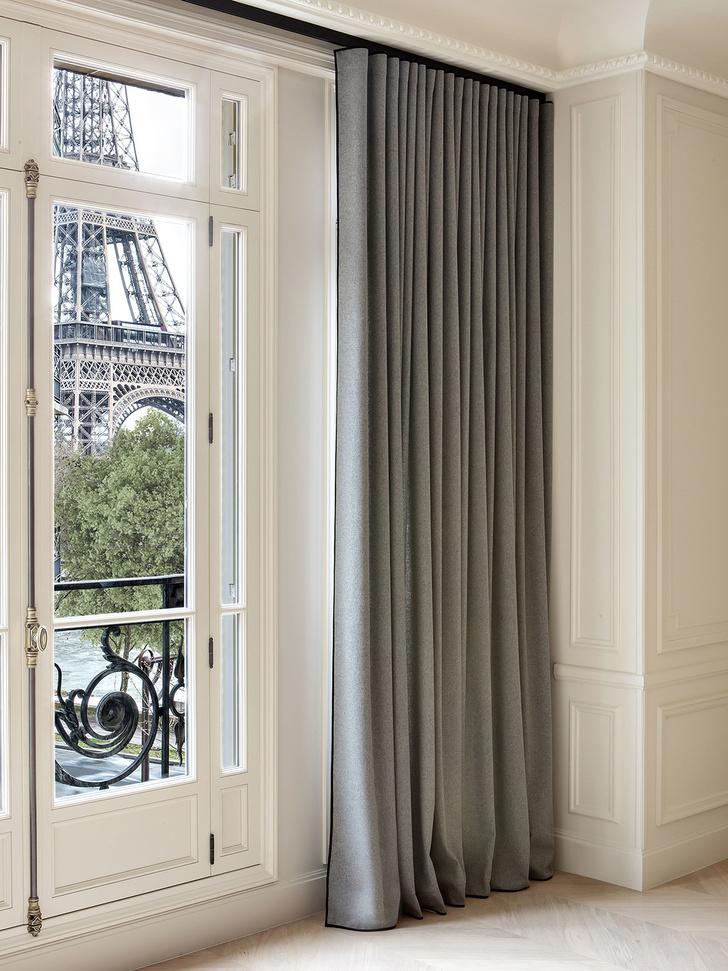 Квартира с видом на Эйфелеву башню (фото 0)