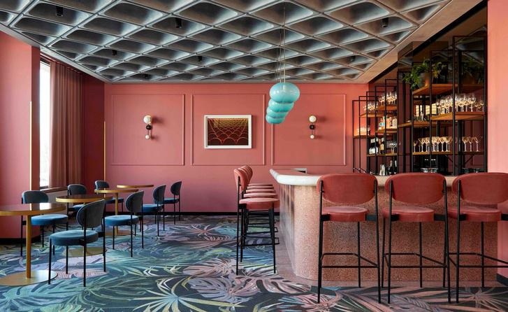 Puro: новый дизайнерский отель в Лодзе (фото 8)