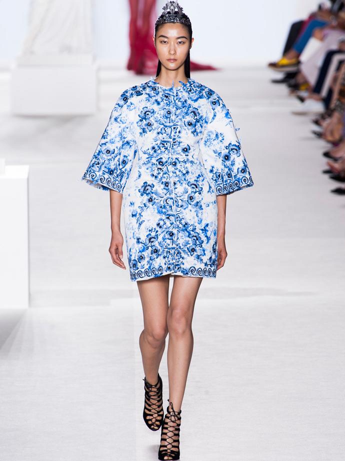 платье giambattista valli haute couture за 586 000 руб