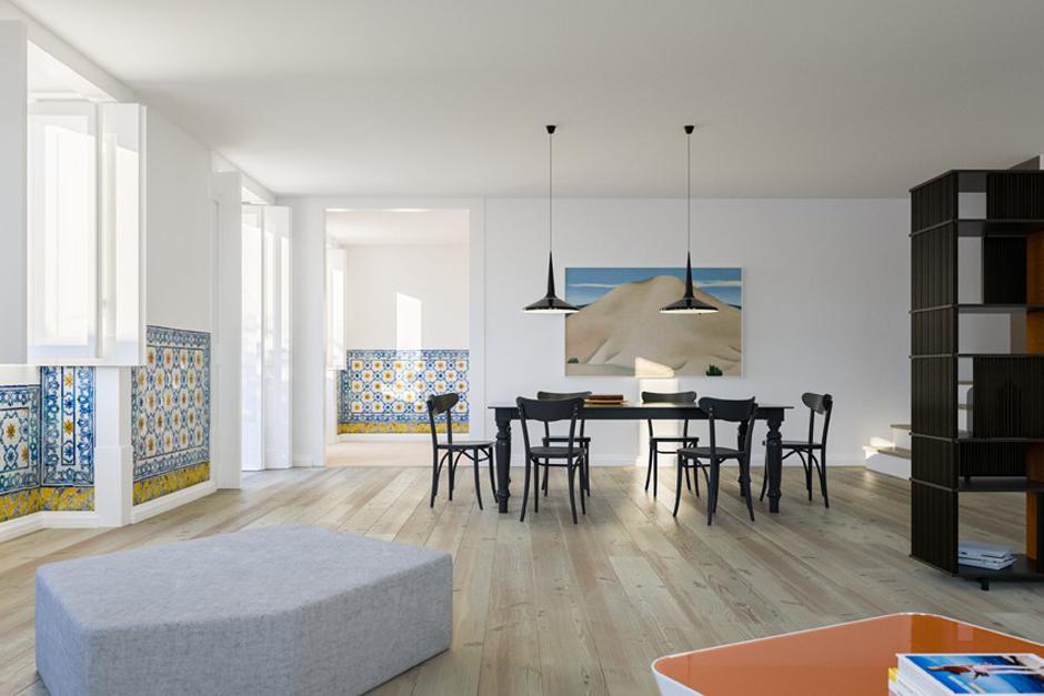 В гостях у Майкла Фассбендера: новый дом звезды в Португалии | галерея [1] фото [5]