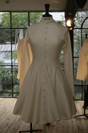 Показ Maison Rabih коллекции сезона Осень-зима 2009-2010 года Haute couture - www.elle.ru - Подиум - фото 88165
