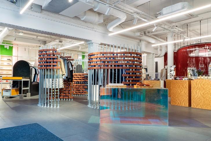 Новый бутик Wood Wood в Лондоне (фото 2)