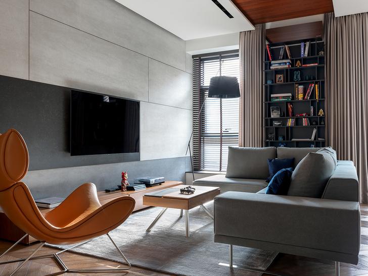 Квартира 70 м²: проект Алены Паутовой (фото 6)