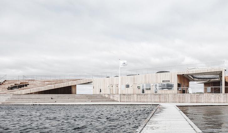 Парк Fjord в Дании фото [1]