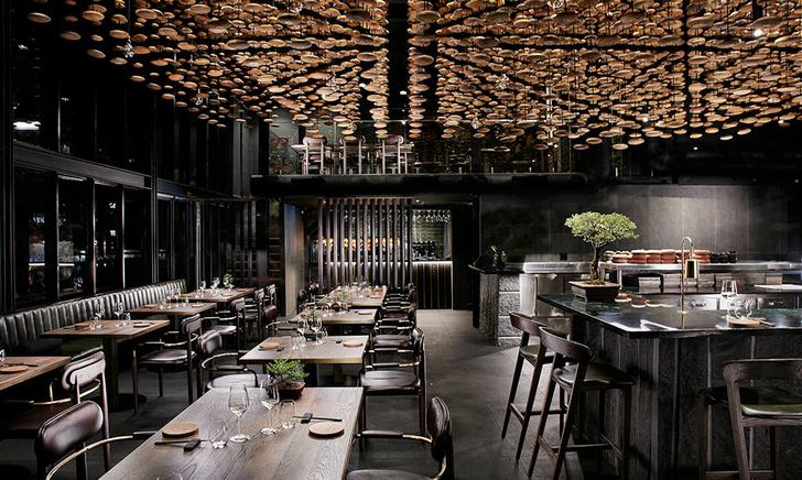 Загадочный ресторан FYN в Кейптауне (фото 0)