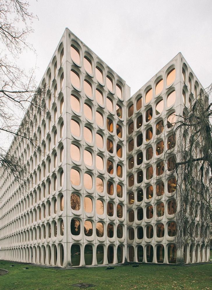 Работать с комфортом: коворкинг Fosbury & Sons в Брюсселе (фото 2)