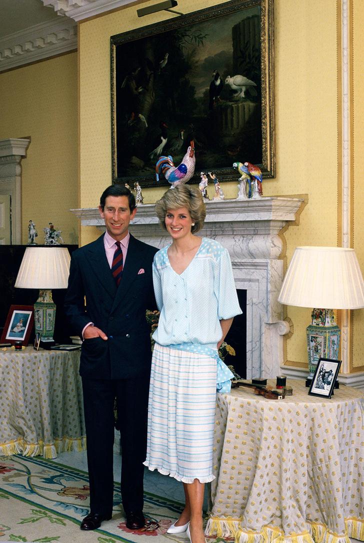 Принцесса Диана – от Букингемского дворца до отеля Ritz фото [13]