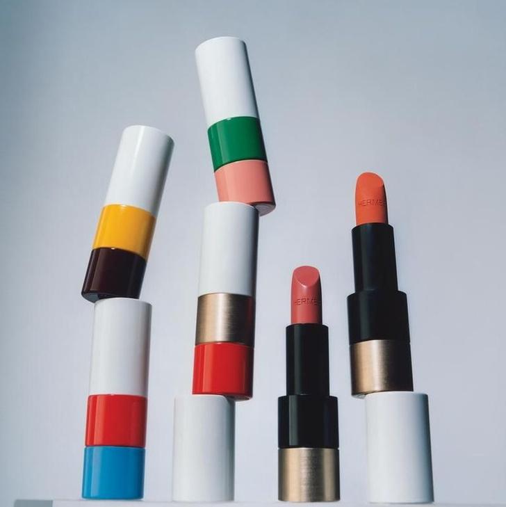 Первая мейкап-коллекция Hermès (фото 9)