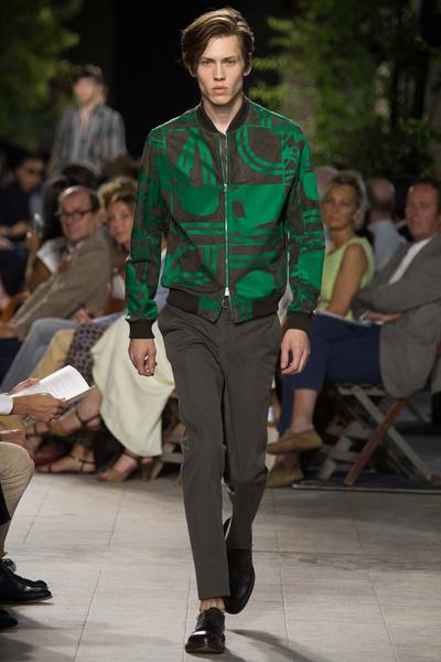 Неделя мужской моды в Париже: лучшие показы | галерея [8] фото [11]