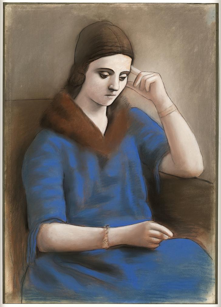 «Пикассо & Хохлова»: художник и его муза в ГМИИ им. А.С. Пушкина (фото 0)