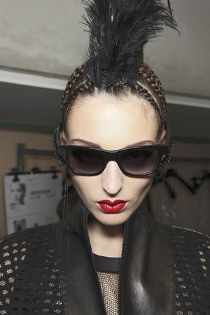 Показ Jean Paul Gaultier коллекции сезона Весна-лето 2011 года Haute couture - www.elle.ru - Подиум - фото 218172
