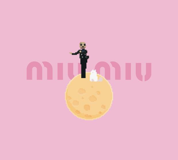 Не возможно оторваться: мобильная игра Miu Miu, в которую вы будете играть все выходные (фото 2)