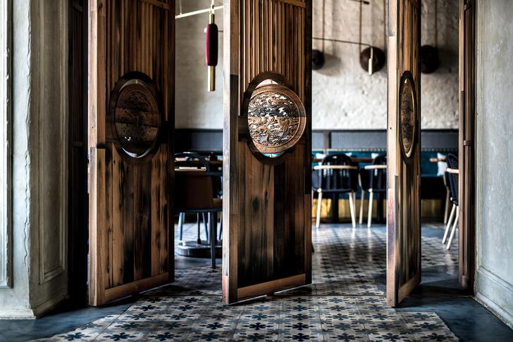 Вьетнамский ресторан в Киеве по проекту YOD Design Lab (фото 9)