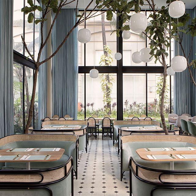 Дом из стекла: ресторан по дизайну Gamfratesi в Маниле (фото 2)