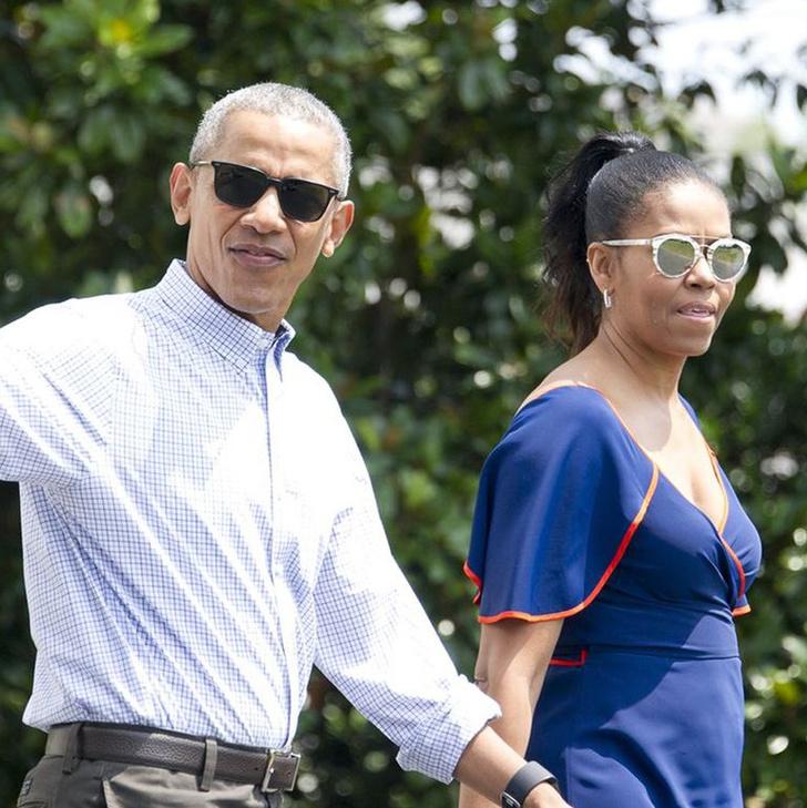 Барак и Мишель Обама купили дом на острове (фото 0)
