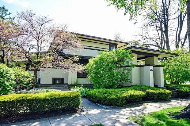 5 домов Фрэнка Ллойда Райта, которые можно купить прямо сейчас (фото 6)