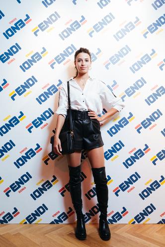 Fendi Mania: Изабель Гулар представила в Москве новую капсулу бренда (фото 6.1)