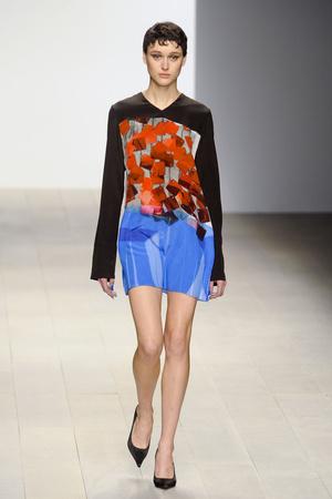 Показы мод Antoni & Alison Осень-зима 2012-2013 | Подиум на ELLE - Подиум - фото 1608