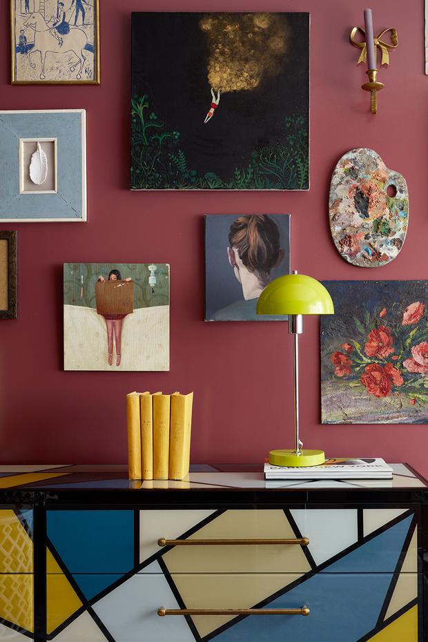 Надя Зотова: базовый интерьер гостиной (фото 10)