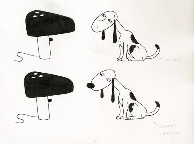 Светильнику Snoopy братьев Кастильони исполнилось 50 лет фото [1]