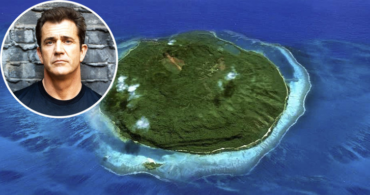 Топ 10: острова знаменитостей фото [4]
