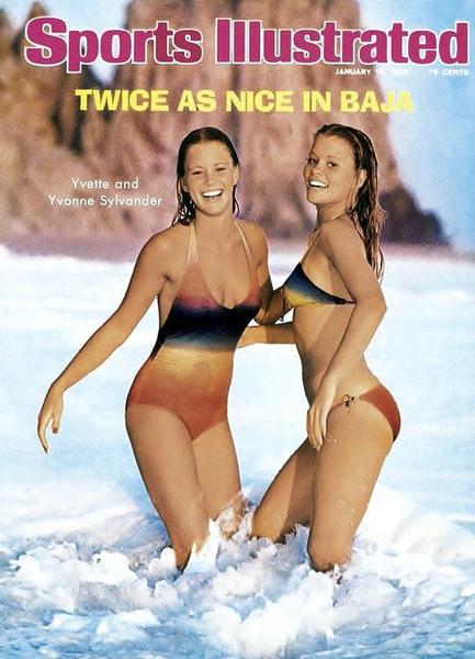 Опубликована обложка нового номера Sports Illustrated Swimsuit Issue   галерея [1] фото [40]
