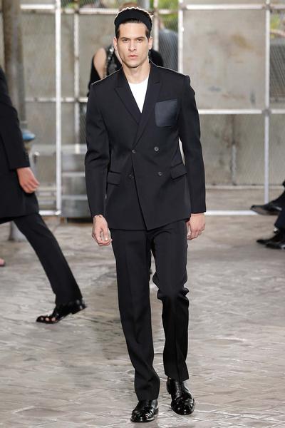 Неделя мужской моды в Париже: лучшие показы | галерея [4] фото [12]