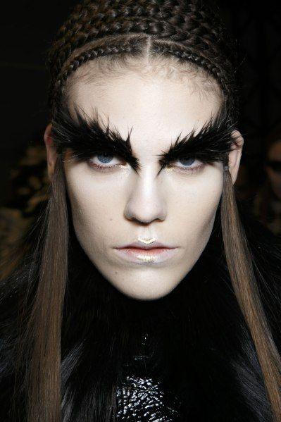 20 идей макияжа на Хэллоуин (фото 2)