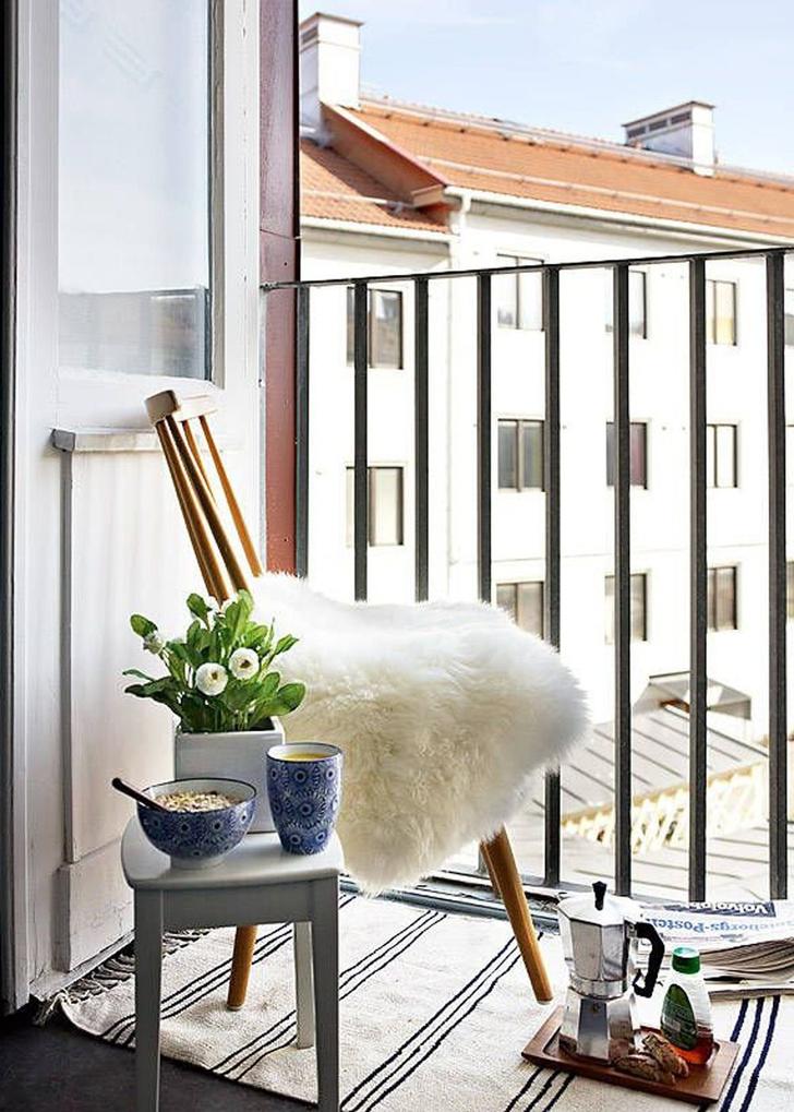 Готовим балкон к весне: 5 простых советов (фото 8)