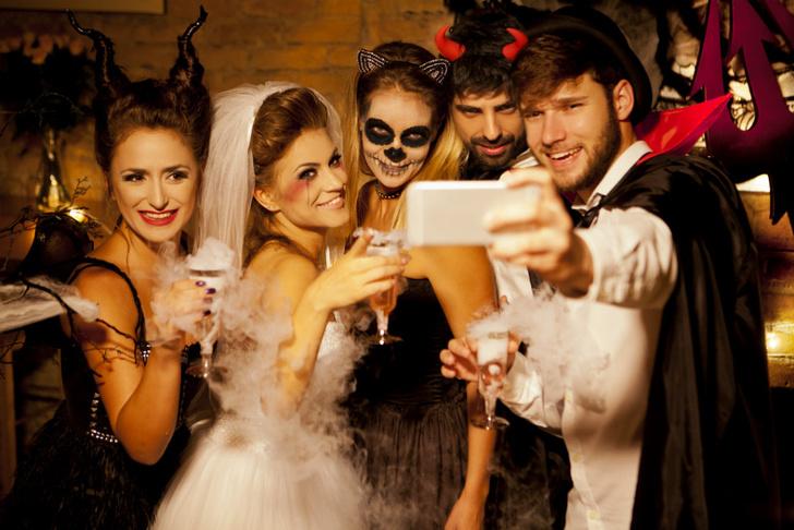 Где отпраздновать Хэллоуин в Москве? фото [7]