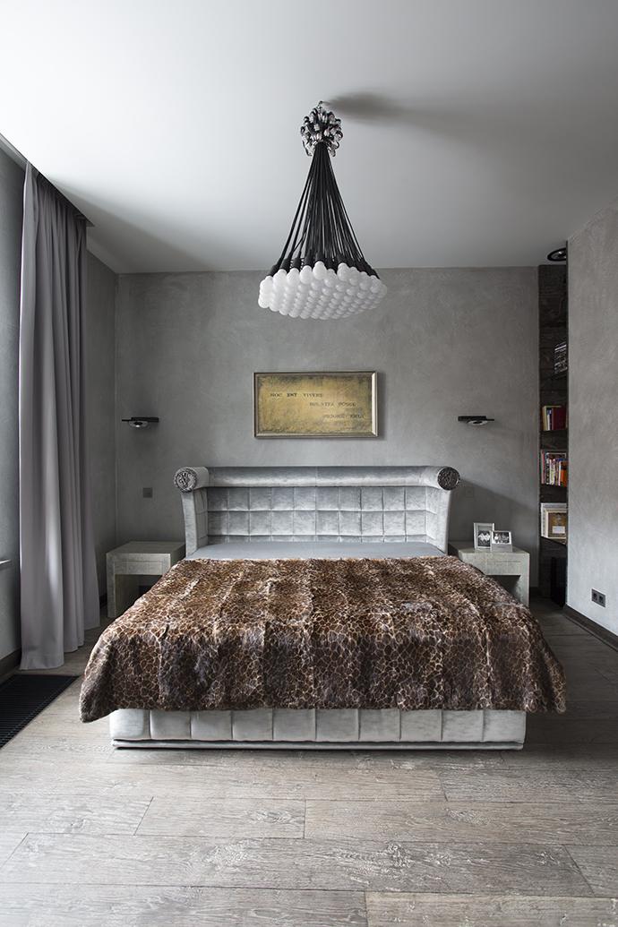 Спальня. Кровать, Visionnaire