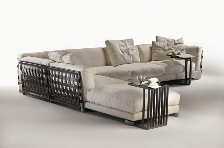Центровой игрок: новый диван Flexform (фото 0)