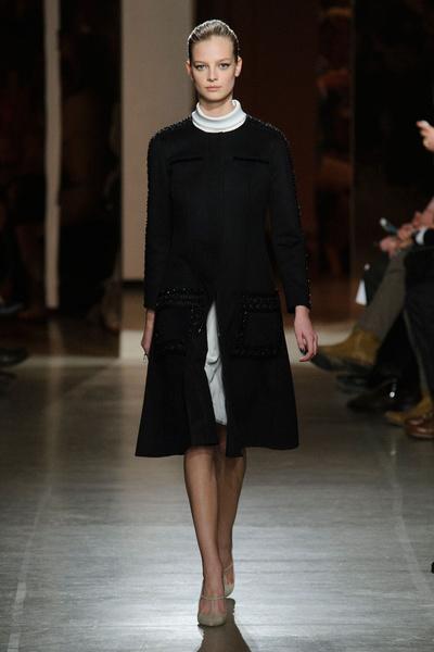 Показ Oscar de la Renta на Неделе моды в Нью-Йорке | галерея [1] фото [52]