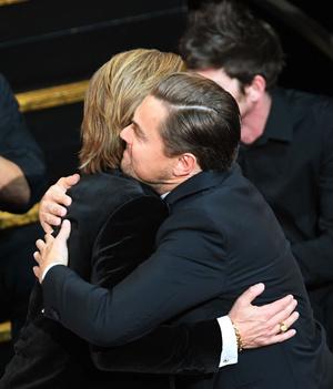 Брэд Питт получил «Оскар» (фото 1)