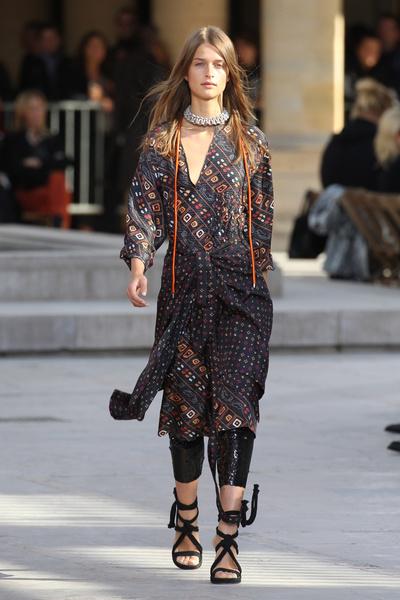 Неделя моды в Париже: день четвертый | галерея [2] фото [6]