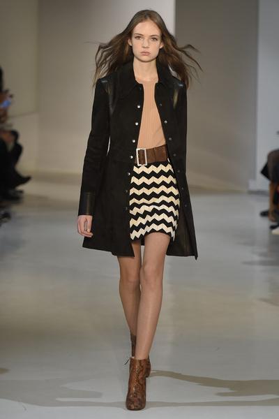 Неделя моды в Нью-Йорке: лучшие показы уикенда | галерея [2] фото [7]