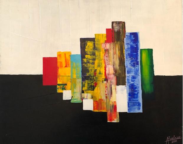 Какого художника называют «королем абстракции» во Франции? (фото 1)