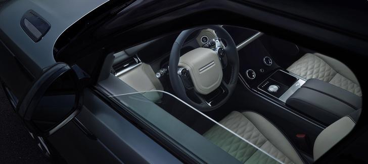 Пять причин приобрести внедорожник Range Rover Velar (фото 5)
