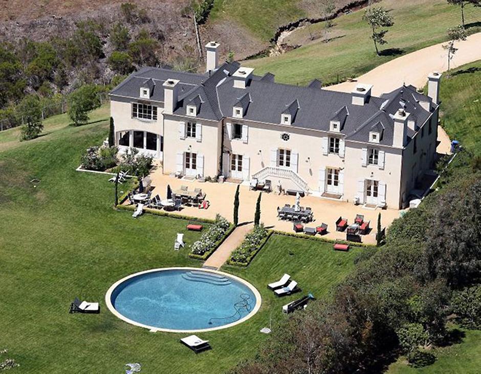 Дома звезд: где живут Рианна, Анджелина Джоли и Мадонна (фото 30)
