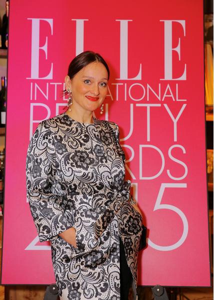 ELLE объявил победителей ELLE International Beauty Awards 2015   галерея [1] фото [3]