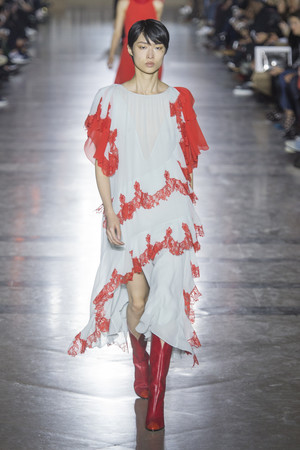 Givenchy | Подиум на ELLE - Подиум - фото 5731