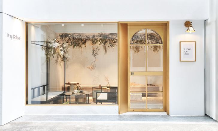Чайный салон в Тайбэе: проект арх-бюро Dsen (фото 0)