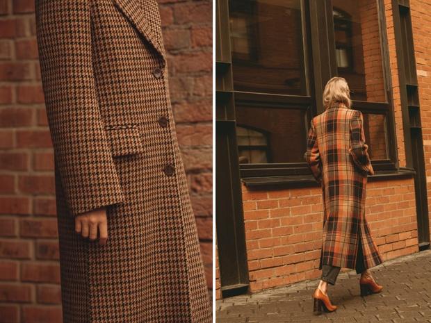 Где найти отличное пальто? У российских марок! (фото 7)