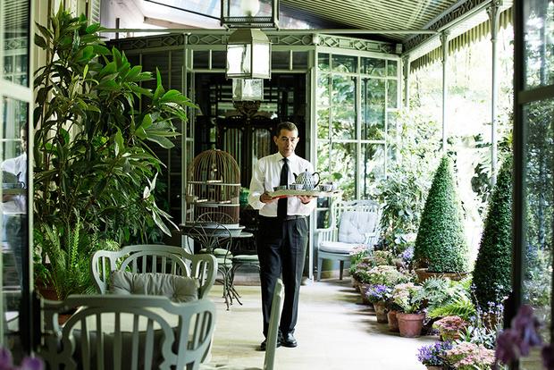 Сад Пьера Берже, партнера и сподвижника Ива Сен-Лорана фото [7]