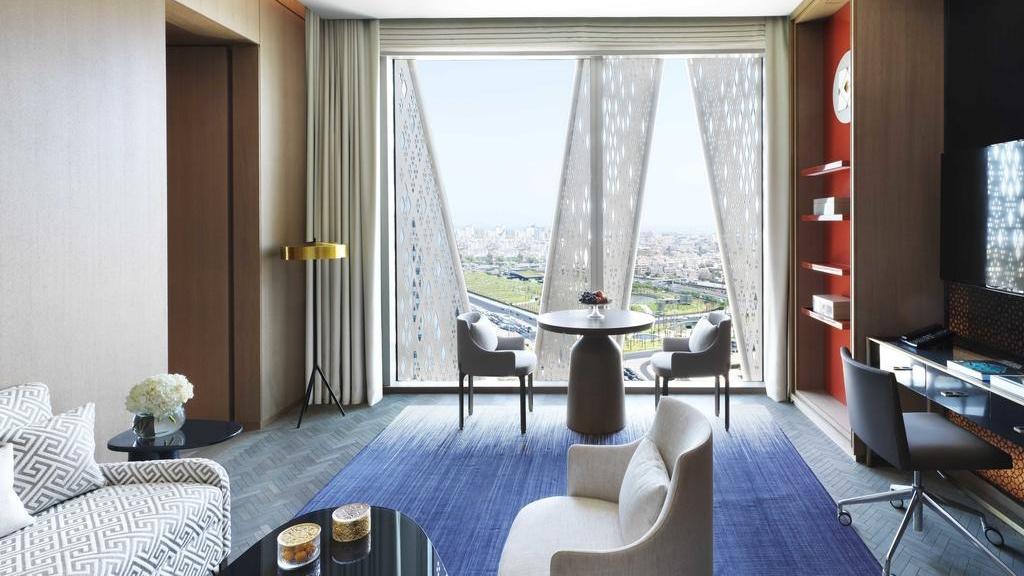 Yabu Pushelberg: отель в Кувейте (галерея 6, фото 2)