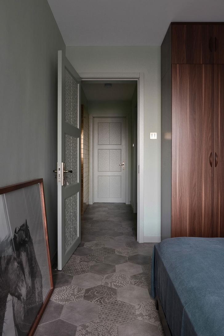 Артистичная квартира для монгольских художников (фото 12)