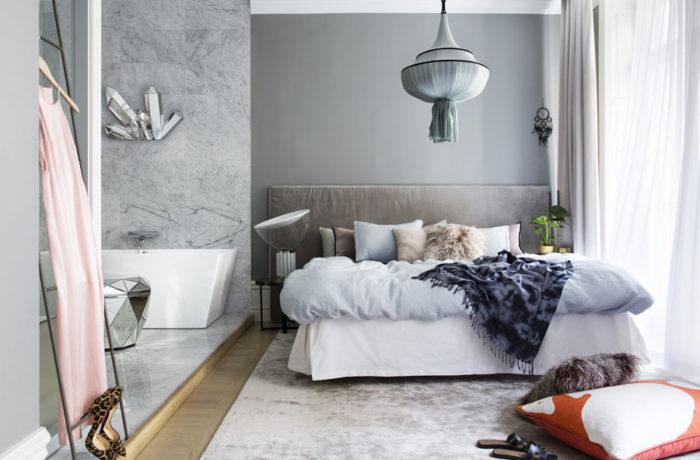 Необычные изголовья: 10 советов и идей для вашей спальни (фото 10)