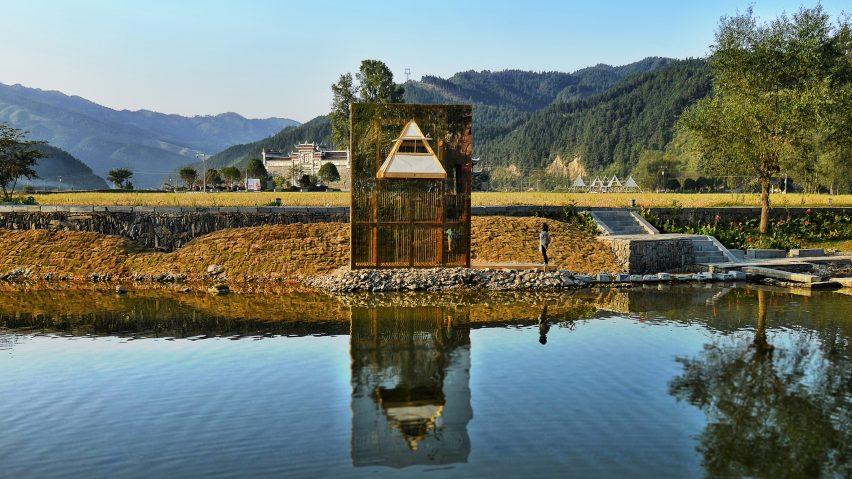 Современная зеркальная архитектура: 10 впечатляющих проектов (галерея 42, фото 0)