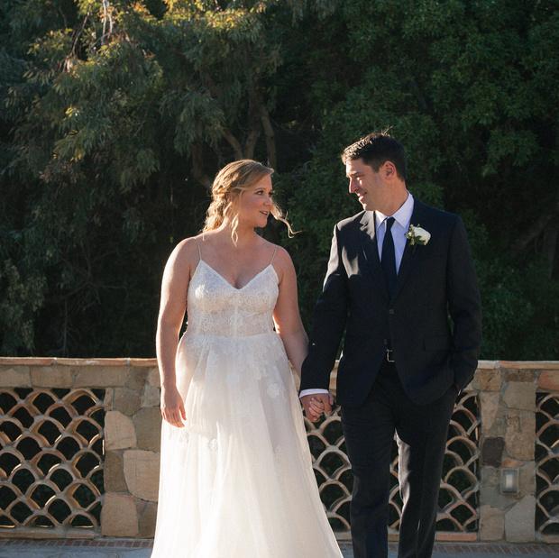 Эми Шумер свадьба фото